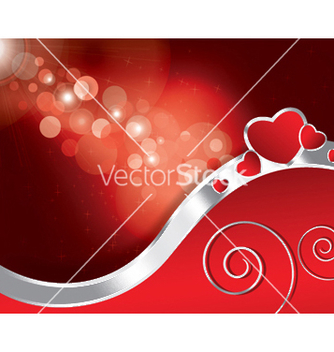 Free valentine background vector - бесплатный vector #244849
