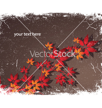Free vintage floral background vector - vector #244929 gratis
