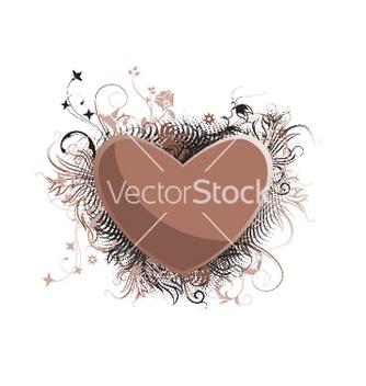 Free vintage floral frame vector - Free vector #245669