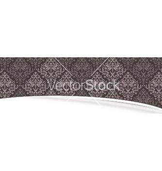 Free baroque web banner vector - Kostenloses vector #245689
