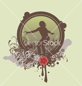 Free grunge summer vector - Kostenloses vector #245849