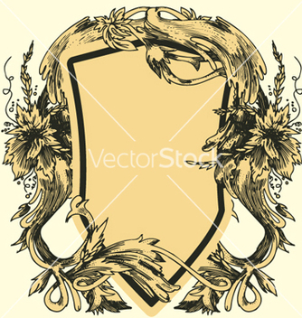 Free vintage emblem vector - Free vector #246489