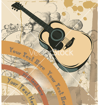 Free concert poster vector - Free vector #246919
