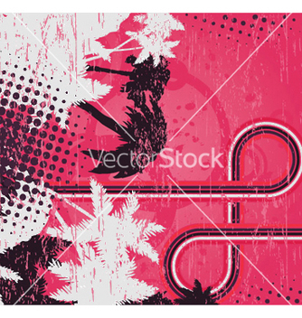 Free retro background vector - Free vector #246979