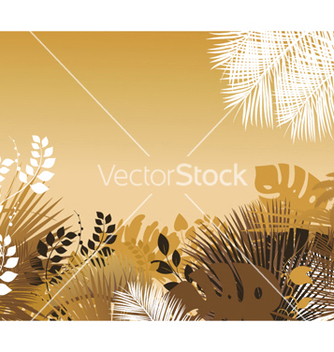 Free vintage floral background vector - Free vector #247519