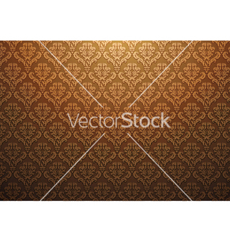 Free damask web banner vector - Free vector #248439