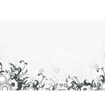 Free abstract floral background vector - Kostenloses vector #248759