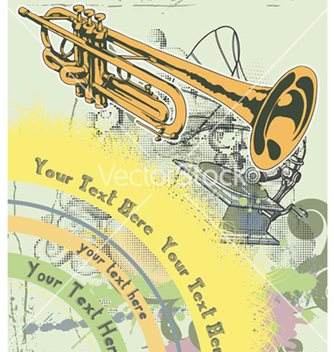 Free concert poster vector - Free vector #248889