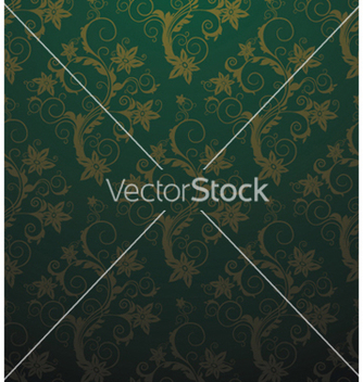 Free floral seamless pattern vector - Free vector #249389