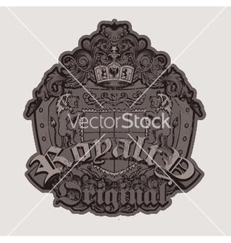 Free vintage label vector - Kostenloses vector #249479