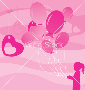 Free valentine background vector - бесплатный vector #250659