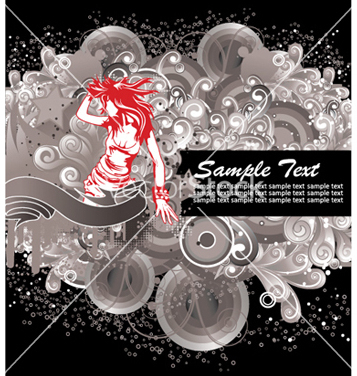 Free concert poster vector - Free vector #251809