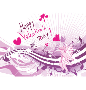 Free valentine background vector - Free vector #252569