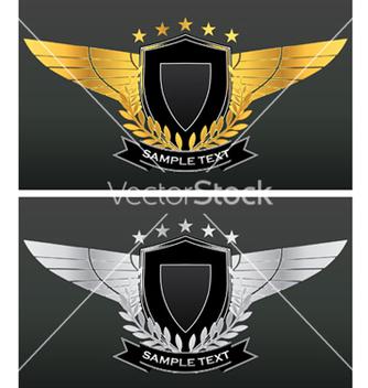 Free vintage emblem vector - Free vector #253339