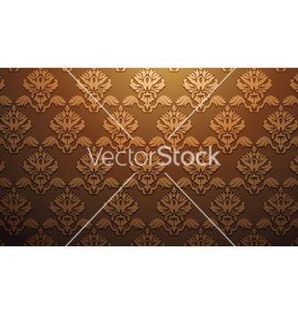 Free damask web banner vector - Free vector #253719