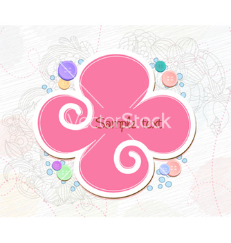 Free colorful frame vector - Free vector #254199