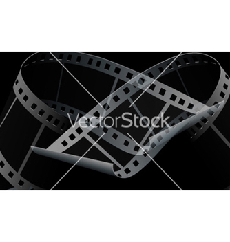 Free film strip vector - vector gratuit #254209