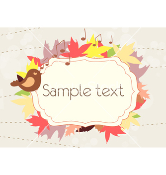 Free floral frame vector - Free vector #254229