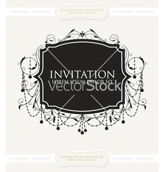 Free vintage label vector - бесплатный vector #255139