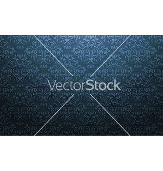 Free damask wallpaper vector - Free vector #255669
