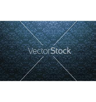 Free damask wallpaper vector - Free vector #255669