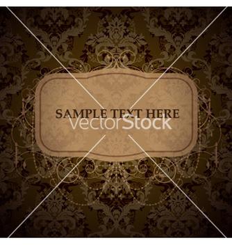 Free vintage label vector - Kostenloses vector #256279