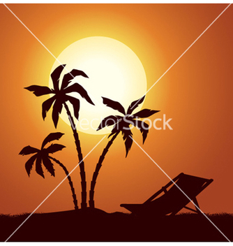Free summer background vector - бесплатный vector #256459