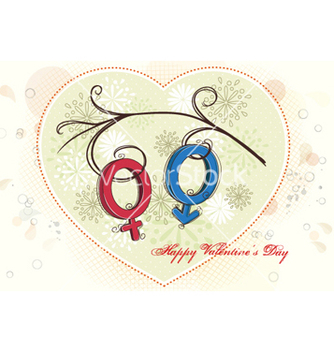 Free valentines day background vector - Kostenloses vector #256739