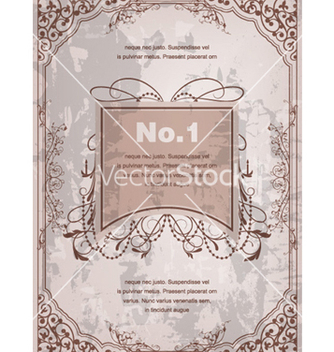 Free grunge label vector - Free vector #257179