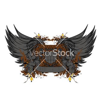 Free vintage emblem vector - Kostenloses vector #258239