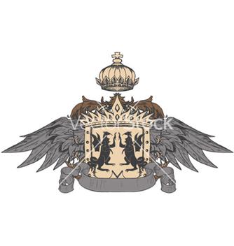 Free vintage emblem vector - Kostenloses vector #258509