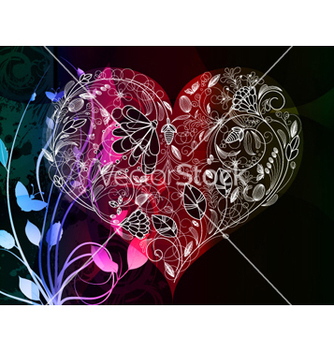 Free valentine background vector - Free vector #258559