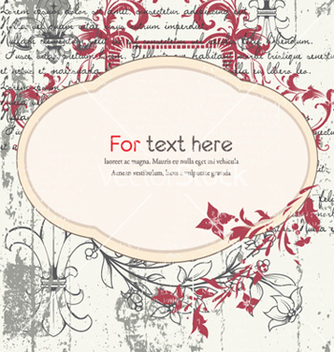 Free vintage background vector - Kostenloses vector #259719