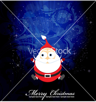 Free abstract winter background vector - Free vector #260339
