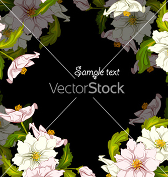 Free spring colorful floral background vector - Free vector #260409