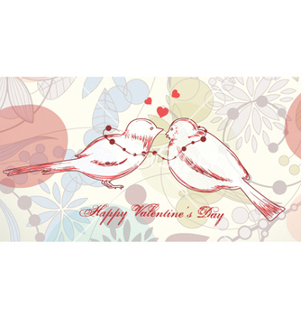 Free valentines background vector - бесплатный vector #260779