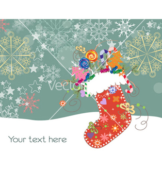 Free winter background vector - Free vector #261439