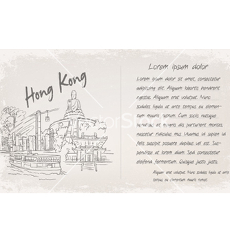 Free vintage postcard vector - Kostenloses vector #261679