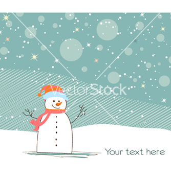 Free christmas background vector - Free vector #261949