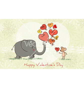 Free valentines day background vector - Kostenloses vector #262429