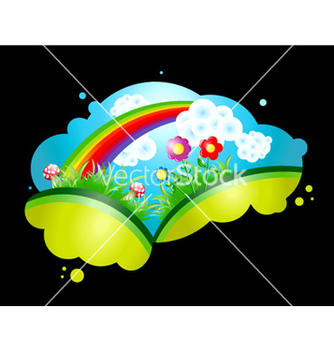 Free colorful abstract vector - Free vector #262829