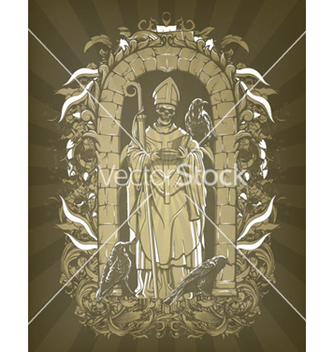 Free dark gothic vector - vector #264769 gratis