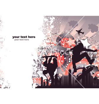Free grunge background vector - Kostenloses vector #265399