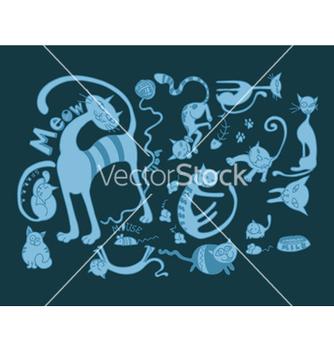 Free funny doodles vector - Kostenloses vector #265789