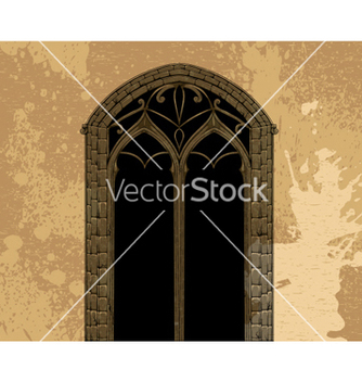 Free grunge gothic vector - Free vector #265949