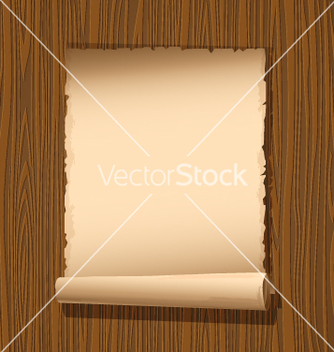 Free old paper wooden vector - бесплатный vector #266859