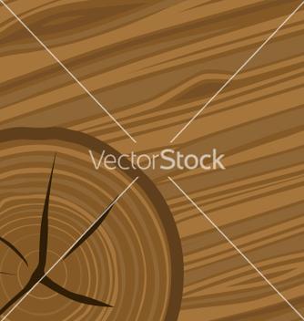 Free cartoon woodgrain and wood rings vector - Free vector #266979