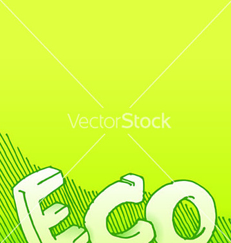Free handmade eco background vector - vector gratuit #267049