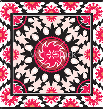 Free asian traditional ornamental vector - Free vector #267109