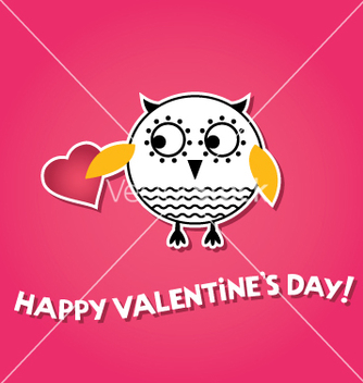 Free valentine card vector - Free vector #267159